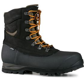 Lundhags M's Jaure II Mid Boots Black/Tea Green